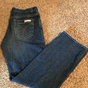 Vintage Calvin Klein Jeans women's size 8